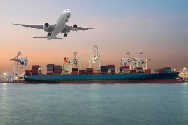 Ocean VS Air Mode of Transportation